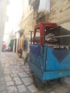 Vicolo di Bari vecchia