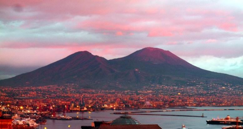 Napoli- Vesuvio