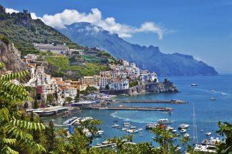Costiera Amalfitana - (Salerno)