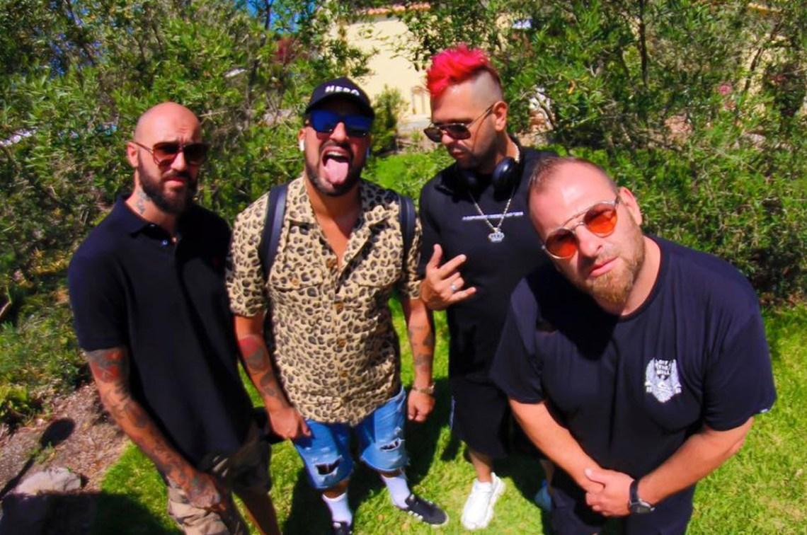 Boomdabash live per l'Alba dei Popoli a Otranto - Puglia.com