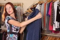 lavoro negozio di abbigliamento