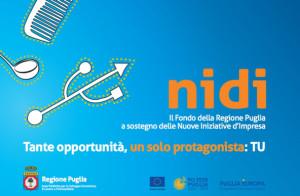 fondo NIDI Puglia finanziamenti imprese autoimpiego