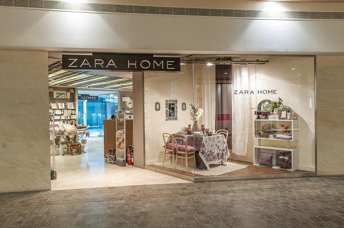 zara home apre a bari un nuovo negozio e assume addetti vendita. Black Bedroom Furniture Sets. Home Design Ideas