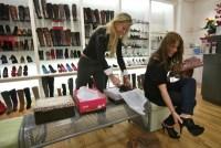 addetti vendita scarpe