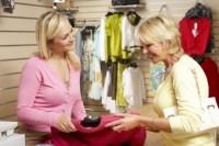 lavoro negozio abbigliamento
