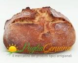 pane di semola rimacinata basso