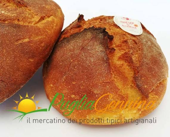 Pane di Altamura da 500gr