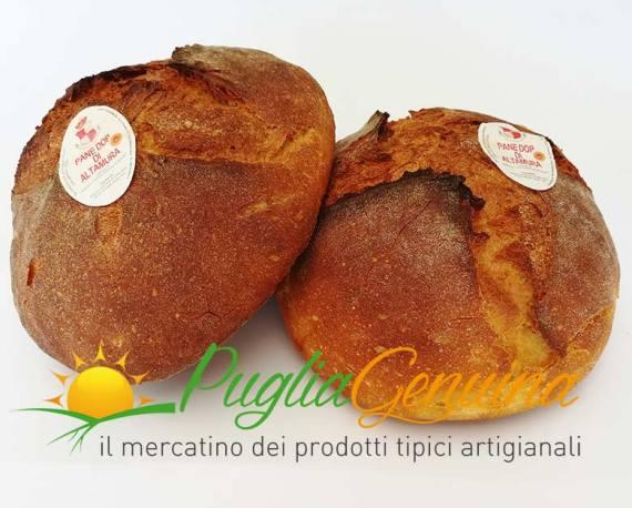 Pane di Altamura Dop 500gr