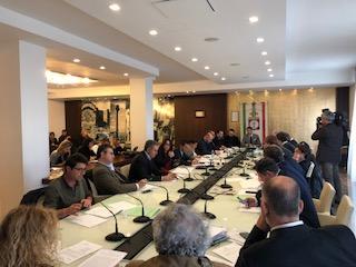 IV commissione consiliare permanente della regione puglia