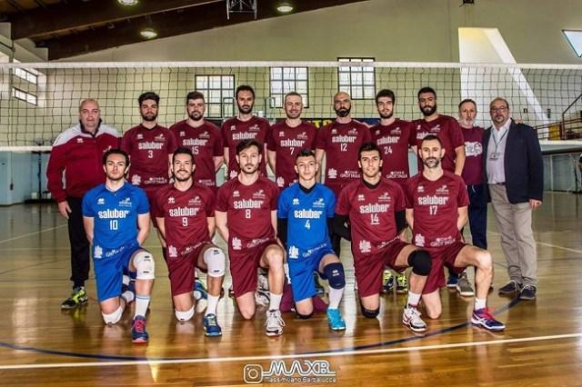 volley club grottaglie (foto squadra)