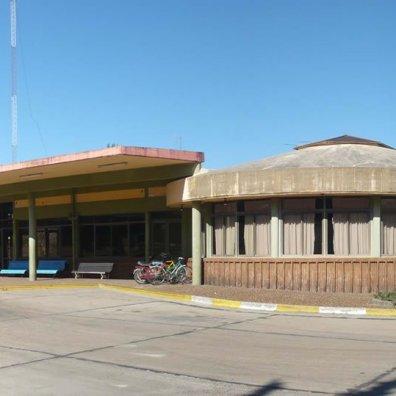 Términal de Omnibus de Libertador San Martín Puiggari