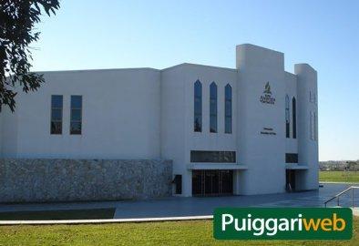 Nuevo templo de la Universidad Adventista