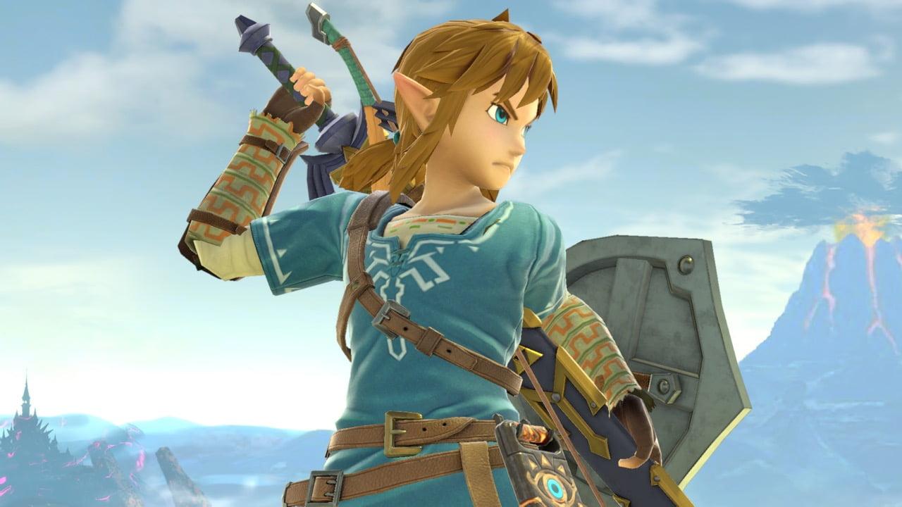 E3 2018 Toutes Les Infos Zelda Dans Super Smash Bros