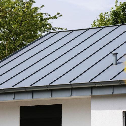 metal roof installation repair in