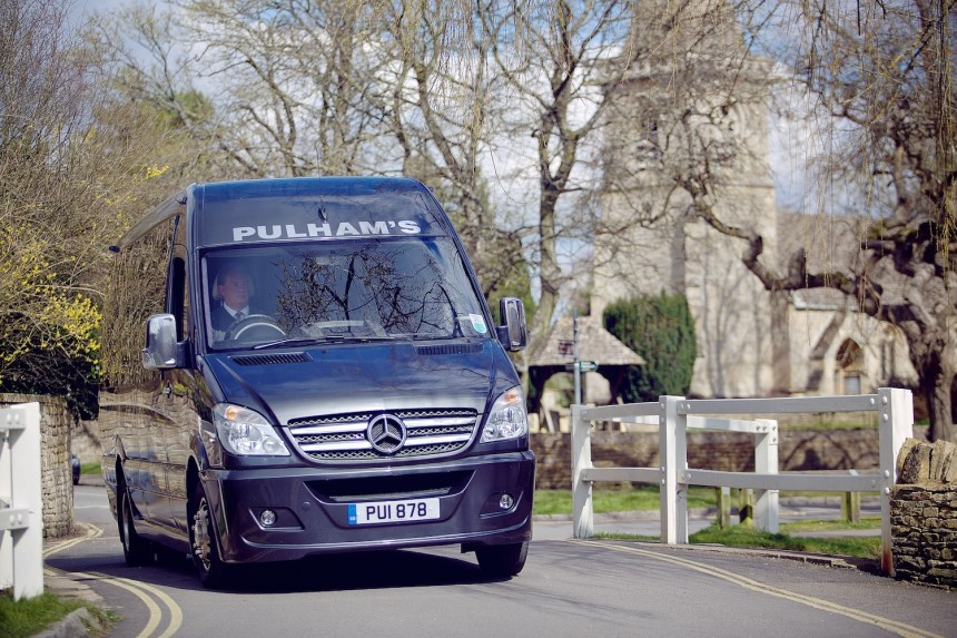 Pulhams Coaches - weddings