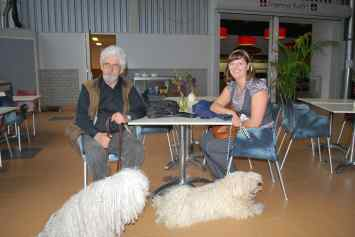 Europa dog show Holland 2011 Pause 2
