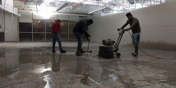 pulido de concreto express