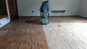 pulido de pisos de madera en Tláhuac