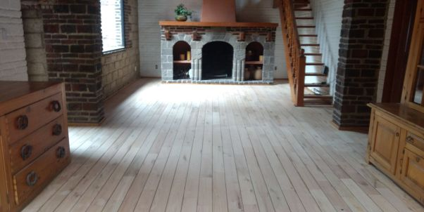 reparación de pisos de madera