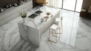 pisos de marmol pulido y abrillantado