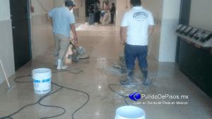 pulidores de pisos