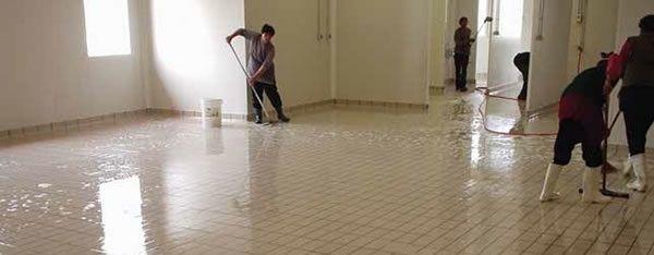 servicios de limpieza de terminacion de obra