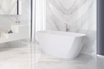 ideas de pisos para baños
