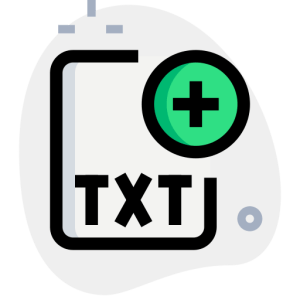 Add Text into PDF
