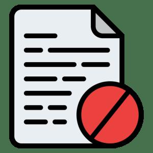 Hide PDF pages