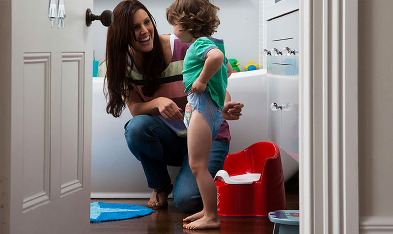 Diaper Changing Step Step