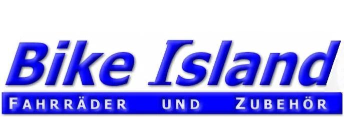 Logo Bike Island - Fahrräder und Zubehör