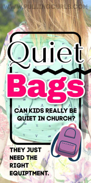 quiet toys for church. via @pullingcurls