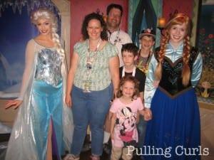 Disneyland Princess Experience
