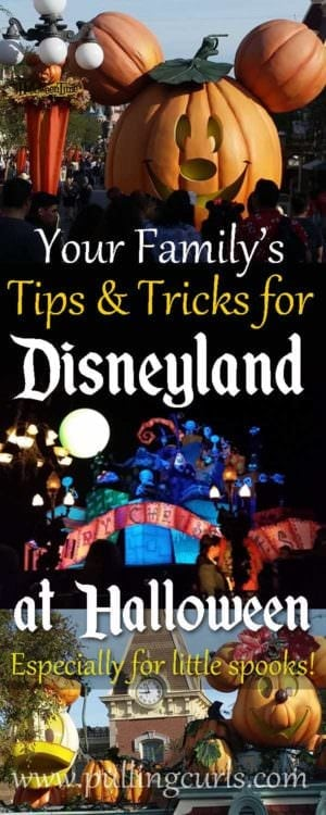 Disneyland at Hallowen / fall / Mickey's Halloween Party / costumes / diy / budget / rides