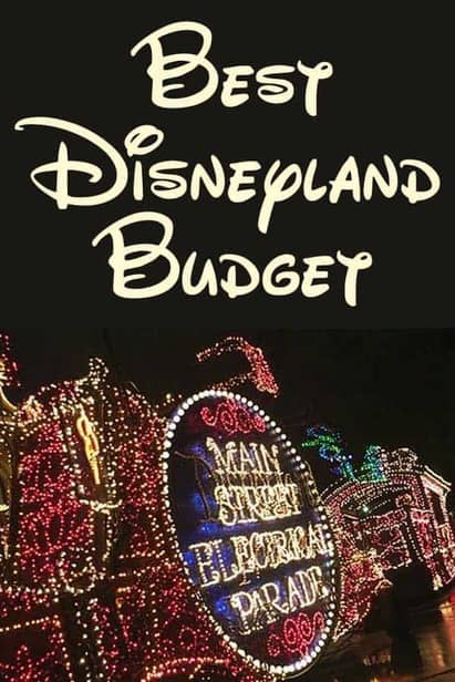 How much money should I bring to Disneyland? | Disneyland buget tips | cash | planning | hotel | tickets | souveniers | planner | money