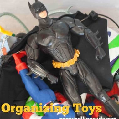Organizing toys begins with good toy rotation, come learn more and find out why it might be worth your efforts!