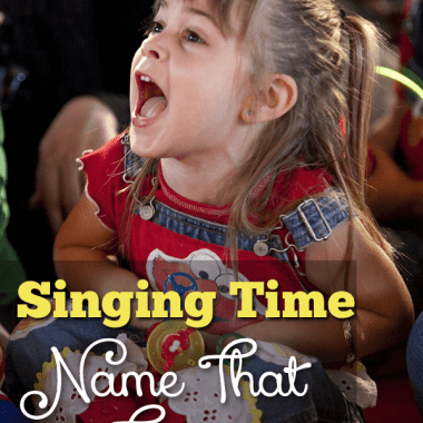 Primary singing time game of Name that Toon to teach songs, get out the energy and enjoy the spirit together.