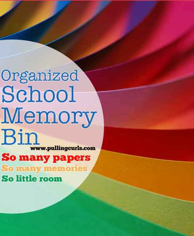 How To Declutter: Kids Papers