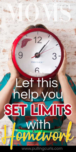 setting limits on homework help via @pullingcurls