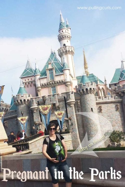 Disneyland pregnancy pass