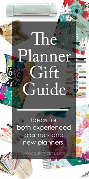 Best life planner | Planners | organization | types of paper planners | DIY | gift ideas | gift guide | best | happy | Erin Condren | life | pages | addict via @pullingcurls