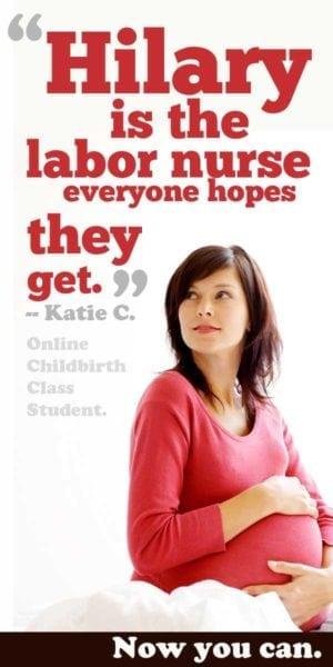 best online childbirht classes