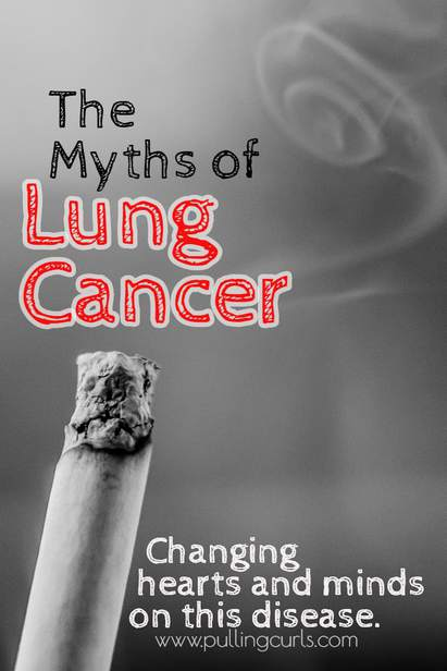 lung cancer awareness | lung cancer remedies | small cell | cure | survivor | facts via @pullingcurls