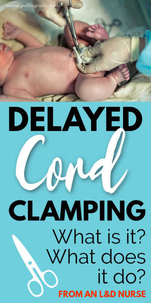 What is delayed cord clamping and why is it important? via @pullingcurls