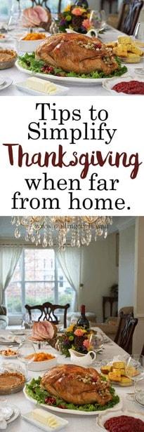 Simple Thanksgiving / menu / desserts / Dinner / sides / meal / DIY / ideas / buffet via @pullingcurls