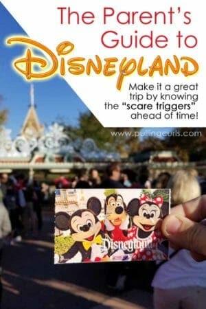 Scariest Disneyland Rides