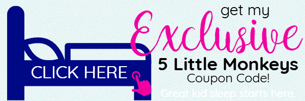 5 little monkeys mattress review