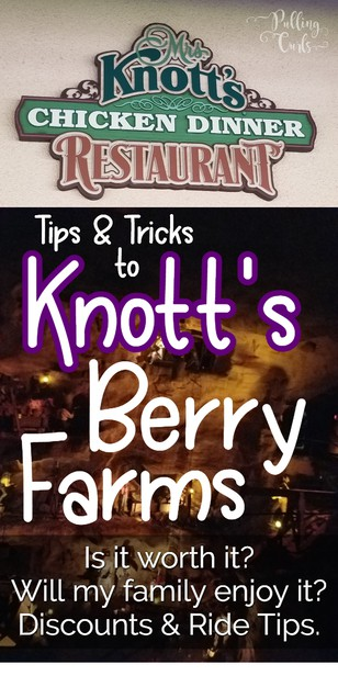 """Knott's Berry Farms seems to be the """"other"""" Disneyland park -- but even at its lower price point, you can have a LOt of fun there! via @pullingcurls"""