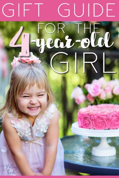 4 year old girl birthday gifts