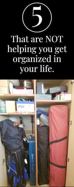 do storage bins help you organize?